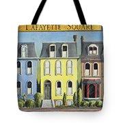 Lafayette Square Tote Bag