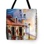 Lafitte's Guest House On Bourbon Tote Bag