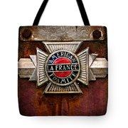 Lafrance Badge Tote Bag