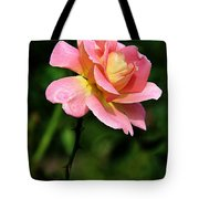 Lafter Tea Rose 8995 Tote Bag