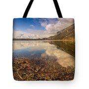 Lago Di Annone Tote Bag