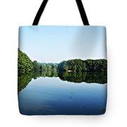 Lagoon II Tote Bag