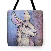 Lagos The Noble Hare Tote Bag