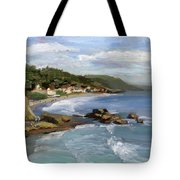 Laguna Beach Tote Bag by Alice Leggett