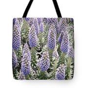 Laguna Beach Flora Tote Bag