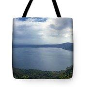 Laguna De Apoyo Nicaragua 2 Tote Bag