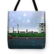Laguna Living-lifeguard Station Tote Bag