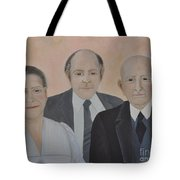 Lahoud Family Tote Bag