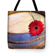 Laid Aside Tote Bag