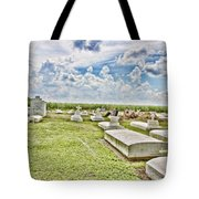 Laid To Rest Tote Bag