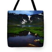 Lake 21 Tote Bag