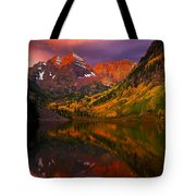 Lake 4 Tote Bag
