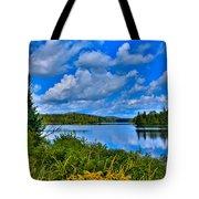 Lake Abanakee - Indian Lake New York Tote Bag