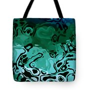 Abiquiu Reservoir Lakebed Tote Bag