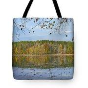 Lake Bailey Petit Jean State Park Tote Bag