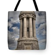 Lake Champlain Lighthouse Tote Bag