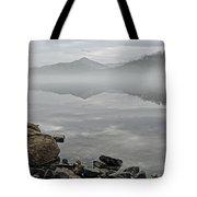 Lake Chatuge Mirror Image Tote Bag