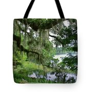 Lake Cherokee Tote Bag