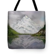 Lake Como Italy Tote Bag
