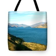 Lake Hawea Tote Bag