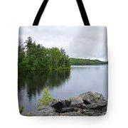 Lake Hebron Tote Bag