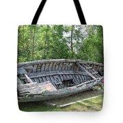 Lake Huron Relic Tote Bag