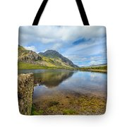 Lake Idwal Tote Bag
