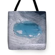 M-05416-lake In Summit Crater On South Sister Tote Bag