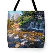 Lake Katherine 1 Tote Bag