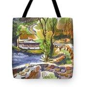Lake Killarney Impressions Ironton Missouri Tote Bag