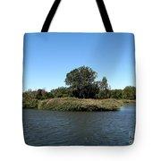Lake Kirsty At Tifft Nature Preserve Buffalo New York Tote Bag