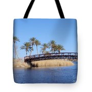 Lake Las Vegas Tote Bag