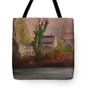 Lake Lefferts  Tote Bag