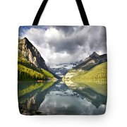 Lake Louise Banff National Park Tote Bag