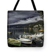 Lake Maggiore Ascona Tote Bag