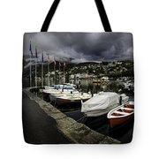 Lake Maggiore Boats 1 Tote Bag