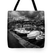 Lake Maggiore Bw 1 Tote Bag