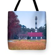 Lake Mattamuskeet Pumping Station Tote Bag
