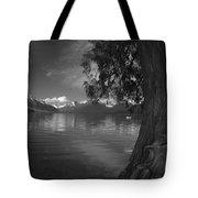 Lake Mcdonald In The Spring Tote Bag