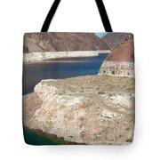 Lake Mead In 2000 Tote Bag