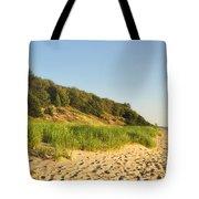Lake Michigan Dunes 01 Tote Bag