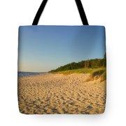 Lake Michigan Dunes 03 Tote Bag