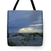 Lake Michigan Sky Tote Bag