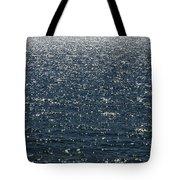 Lake Michigan Sparkling Water Tote Bag