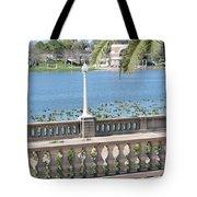 Lake Mirror Promenade Tote Bag