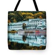 Lake Morey Inn And Resort Tote Bag