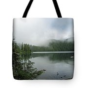 Lake Mowich Tote Bag