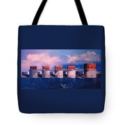 Lake Murray Towers Tote Bag
