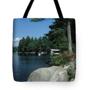Lake Norway 07 Tote Bag