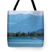 Lake Of Constance Tote Bag